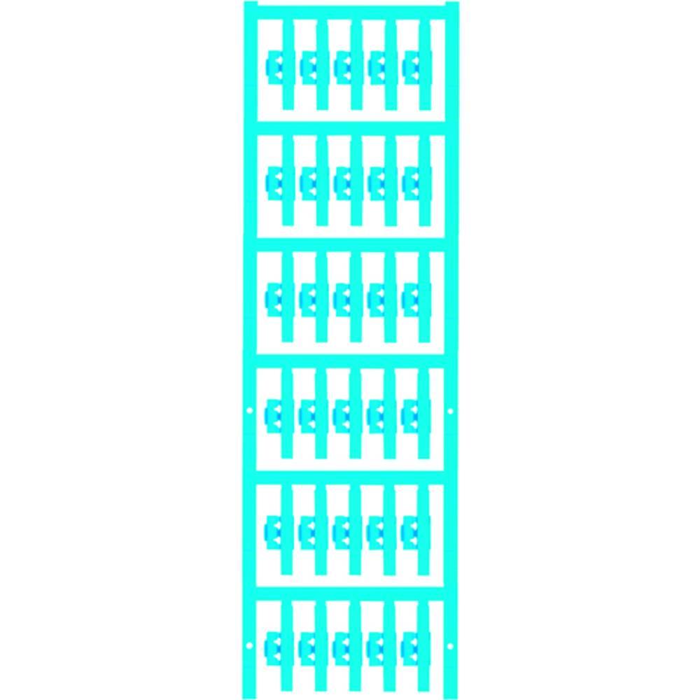 Markeringsophæng Weidmüller SFC 1/30 NEUTRAL BL 1805720000 150 stk Antal markører 150 Atolblå