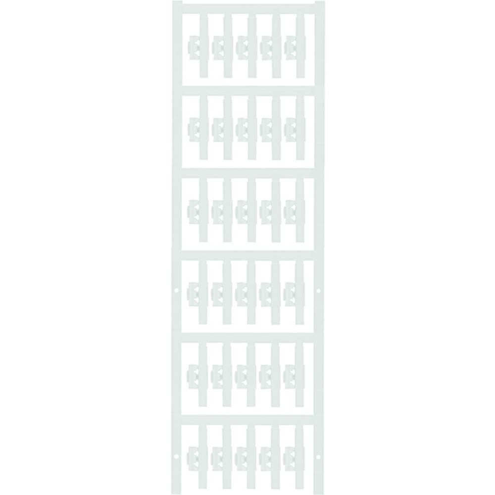 Markeringsophæng Weidmüller SFC 1/30 NEUTRAL WS 1805760000 150 stk Antal markører 150 Hvid