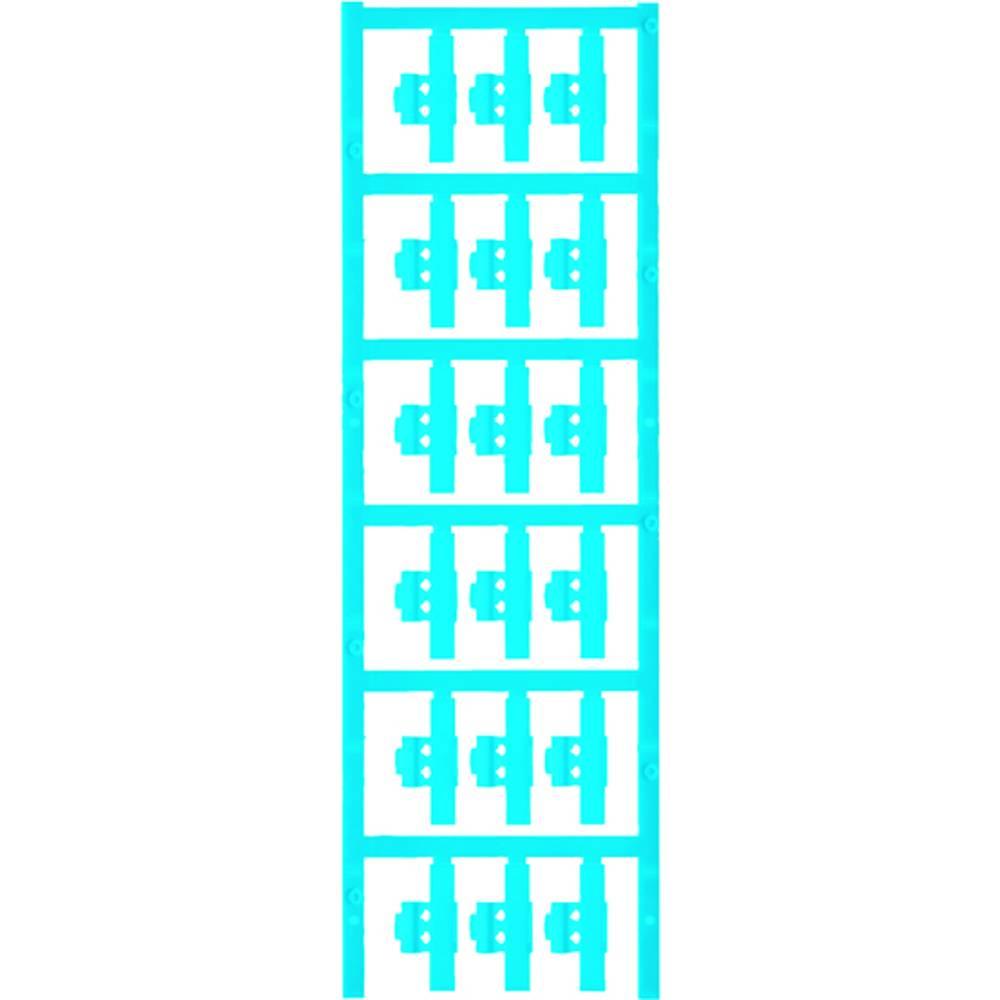 Markeringsophæng Weidmüller SFC 2/30 NEUTRAL BL 1805820000 90 stk Antal markører 90 Atolblå