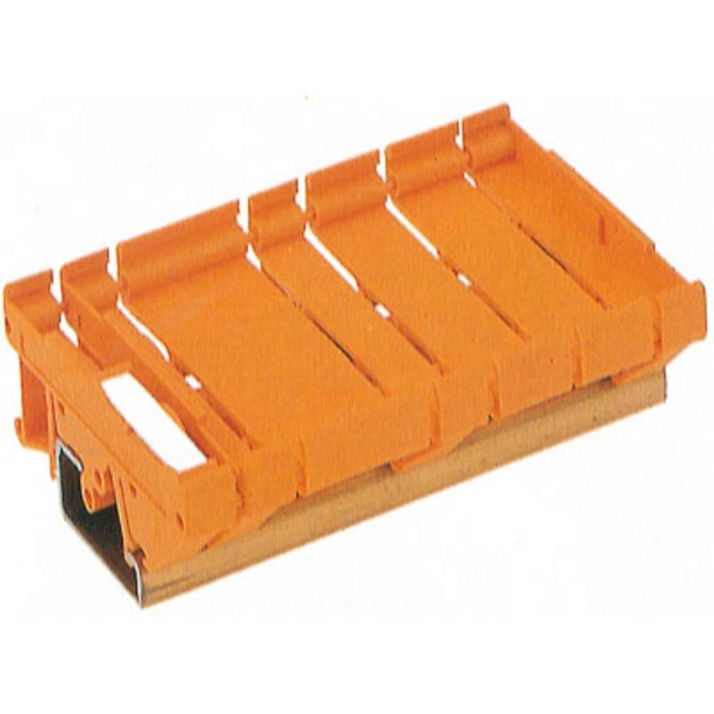 DIN-skinnekabinet monteringssokkel Weidmüller RF RS 70 RE/A4/O.BEZ 70 x 10 x 33.5 20 stk