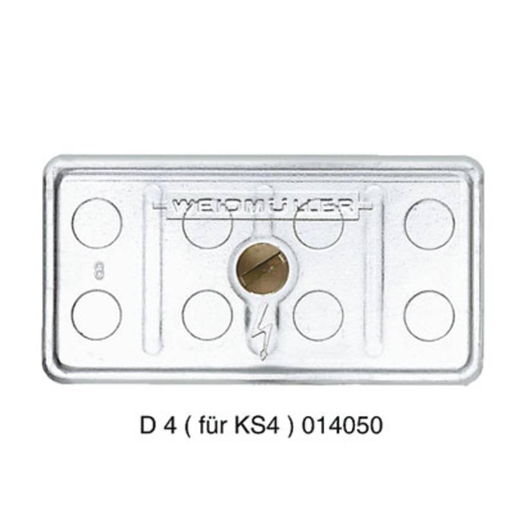 Multi-polet klemrække D 2 MK5/2 PA/NA 0244060000 Weidmüller 50 stk