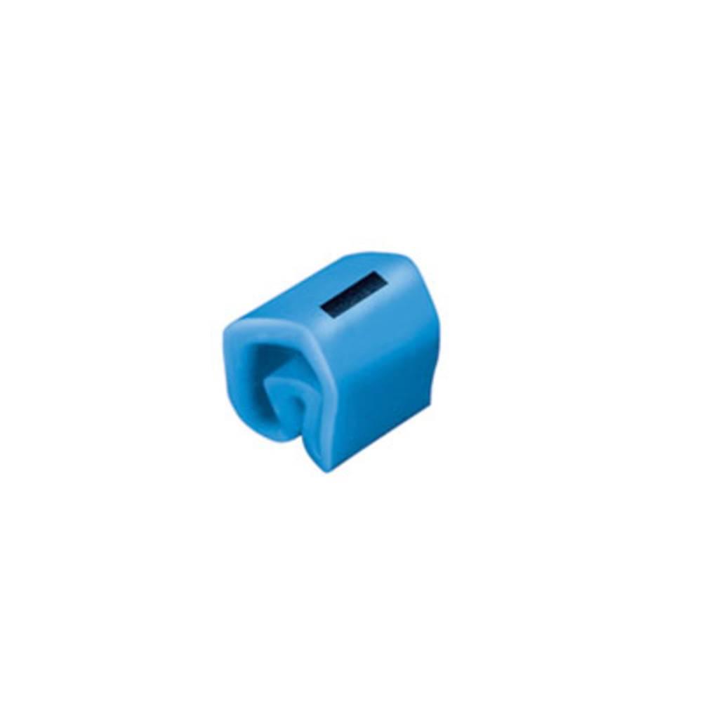Mærkningsring Weidmüller CLI C 02-3 BL/SW - MP 0252111741 Atolblå 200 stk