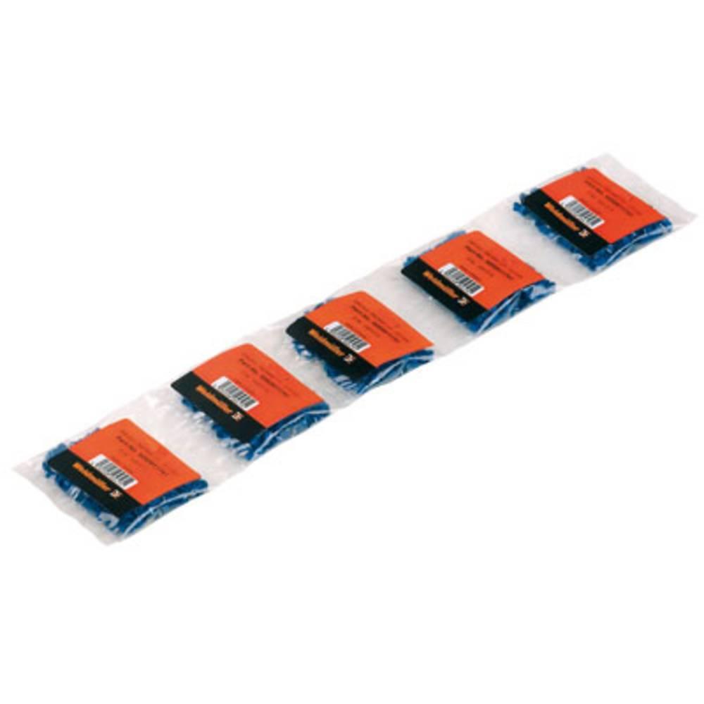 Mærkningsring Weidmüller CLI C 1-3 BL/SW - MP 0252611741 Atolblå 200 stk