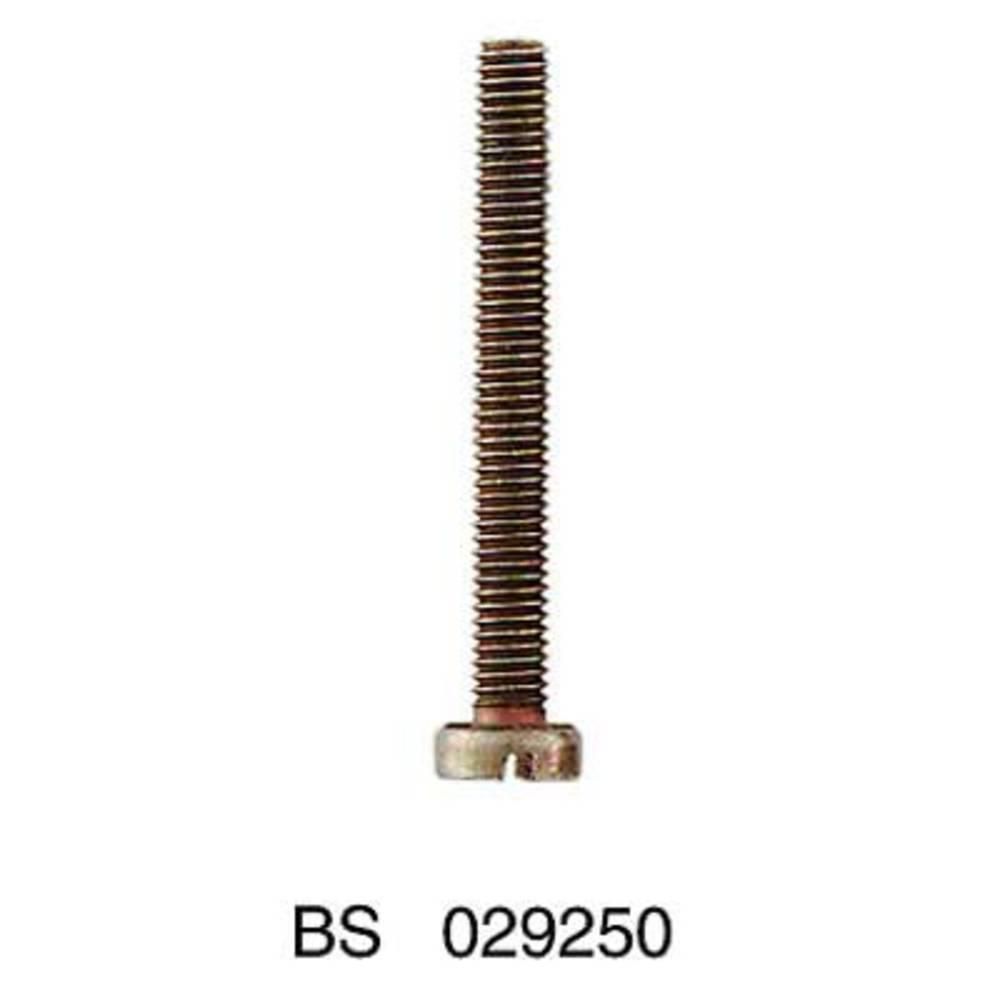 fastgørelsesskrue BFSC M3X25 0292500000 Weidmüller 100 stk