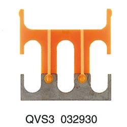 Prečni konektor QVS 2/S SAKT1+2 Weidmüller vsebuje: 20 kosov