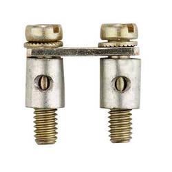 Prečni konektor Q 2 AKZ4 Weidmüller vsebuje: 50 kosov