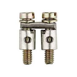 Prečni konektor Q 2 AKZ1.5 Weidmüller vsebuje: 50 kosov