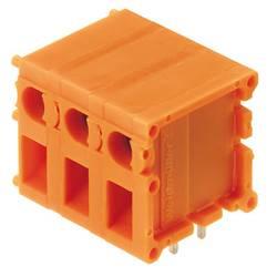 Skrueklemmeblok Weidmüller TOP1.5GS3/90 7 2STI OR 2.50 mm² Poltal 3 Orange 100 stk