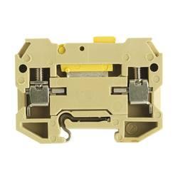 Ločilna in modularno-ločilna serijska sponka SAKR 15 2STB Weidmüller vsebuje: 100 kosov