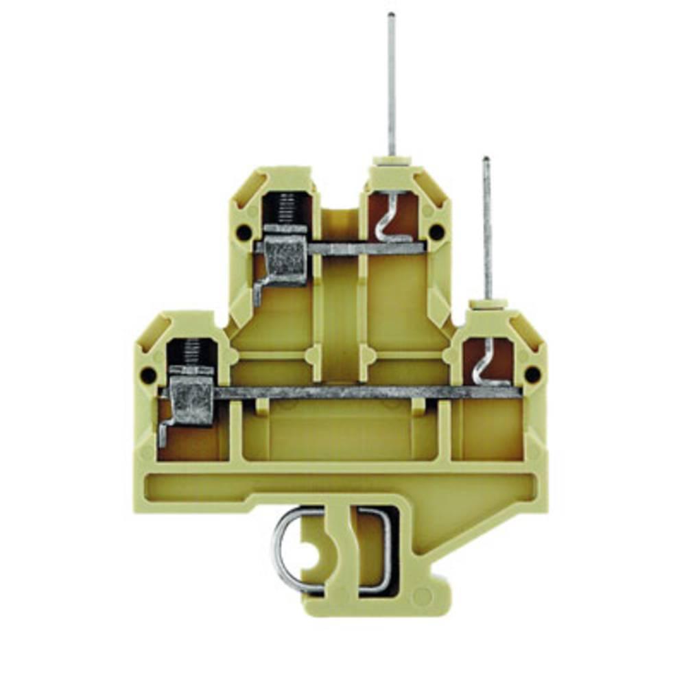 særlig terminal Weidmüller DK 4 SW 1X1 0536560000 50 stk