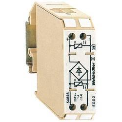 Ensretterkontakt 10 stk Weidmüller EGD2 EG2 5..240VAC/1A 5 - 240 V/AC IP20
