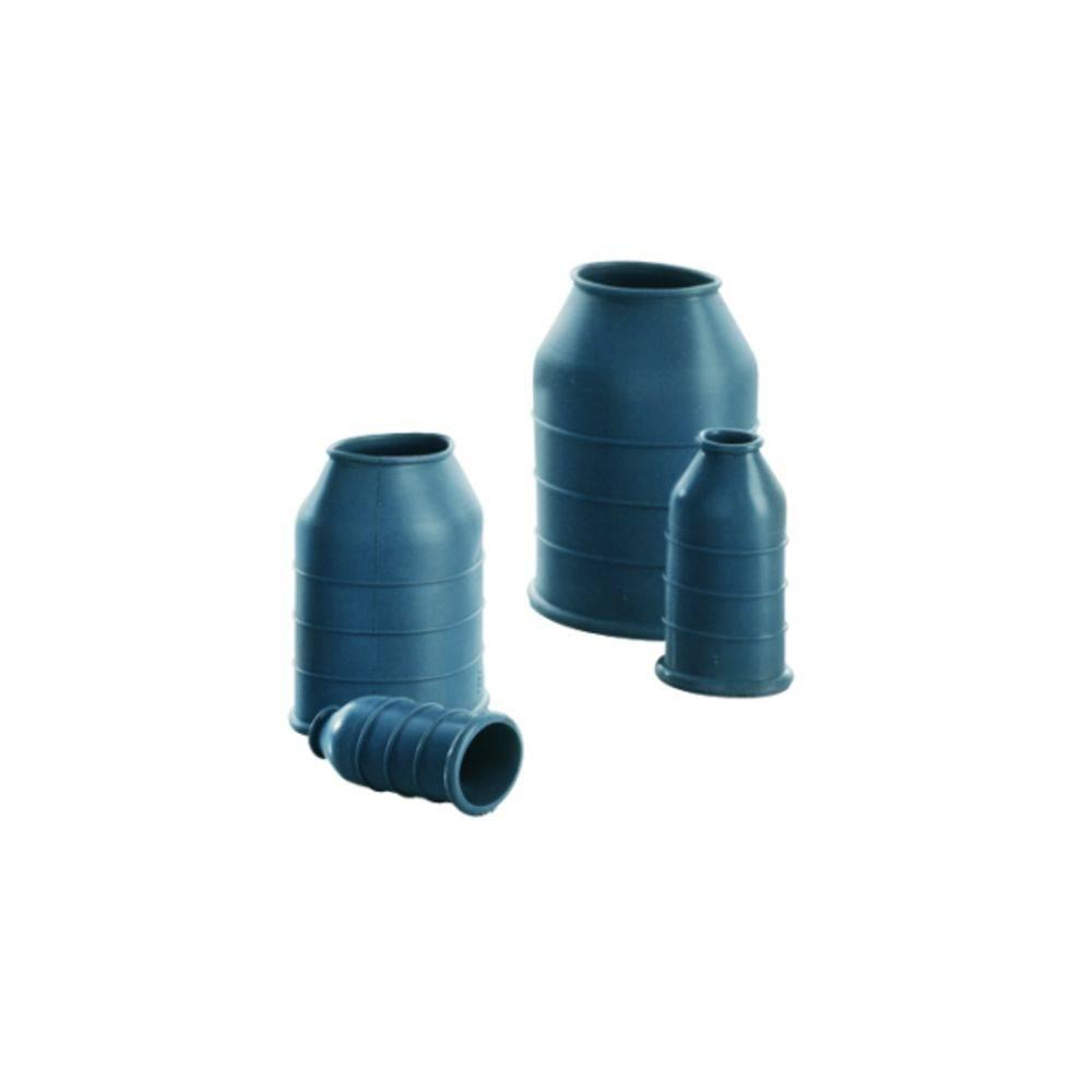 Beskyttelseskappe Weidmüller 0930700007 Silikone Blå (RAL 5015) 10 stk