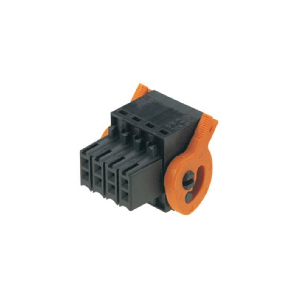 Tilslutningskabinet-kabel B2L/S2L 3.50 Samlet antal poler 12 Weidmüller 1748520000 Rastermål: 3.50 mm 66 stk