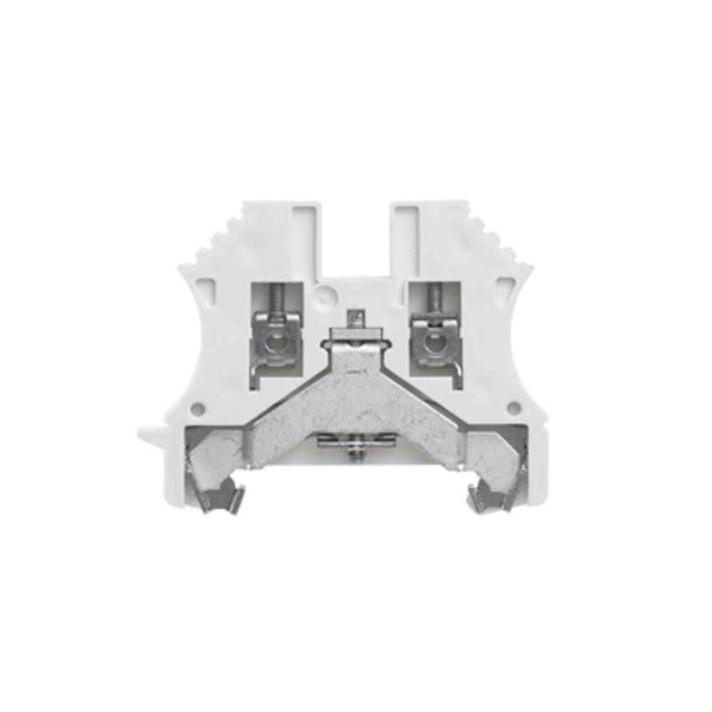 jordklemme Weidmüller WPE 2.5 WS 1010010000 100 stk