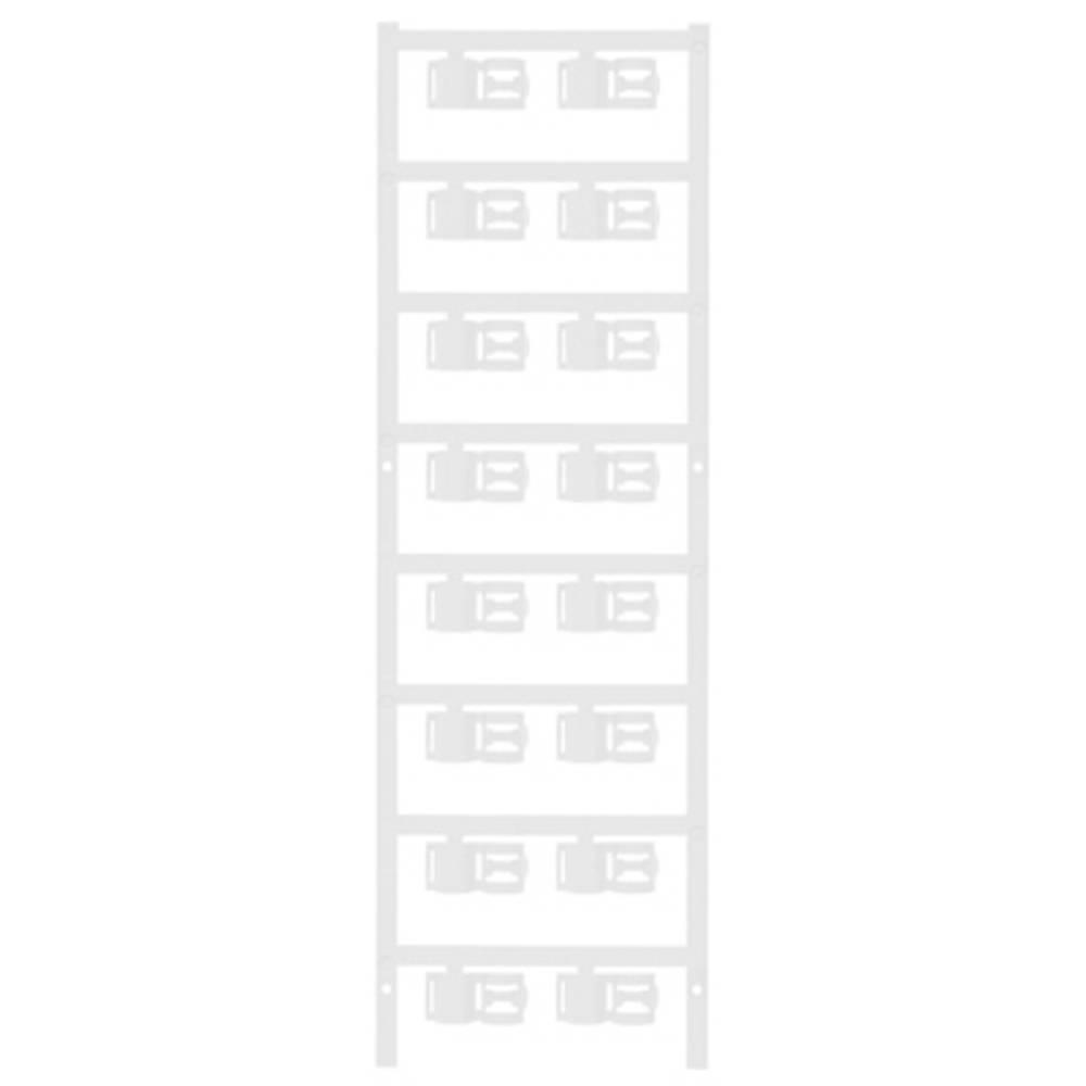 Markeringsophæng Weidmüller SFC 3/12 MC NE WS 1025220000 80 stk Antal markører 80 Hvid