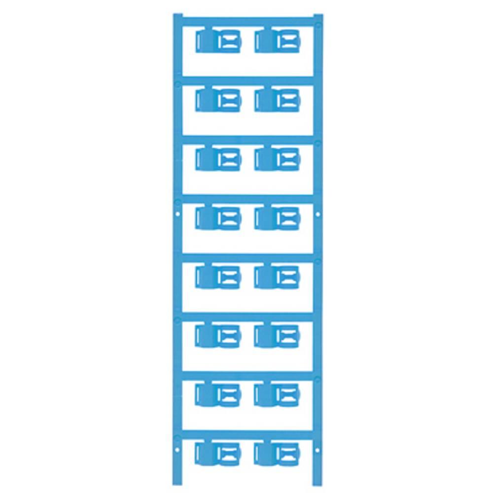 Markeringsophæng Weidmüller SFC 3/12 MC NE BL 1025250000 80 stk Antal markører 80 Atolblå