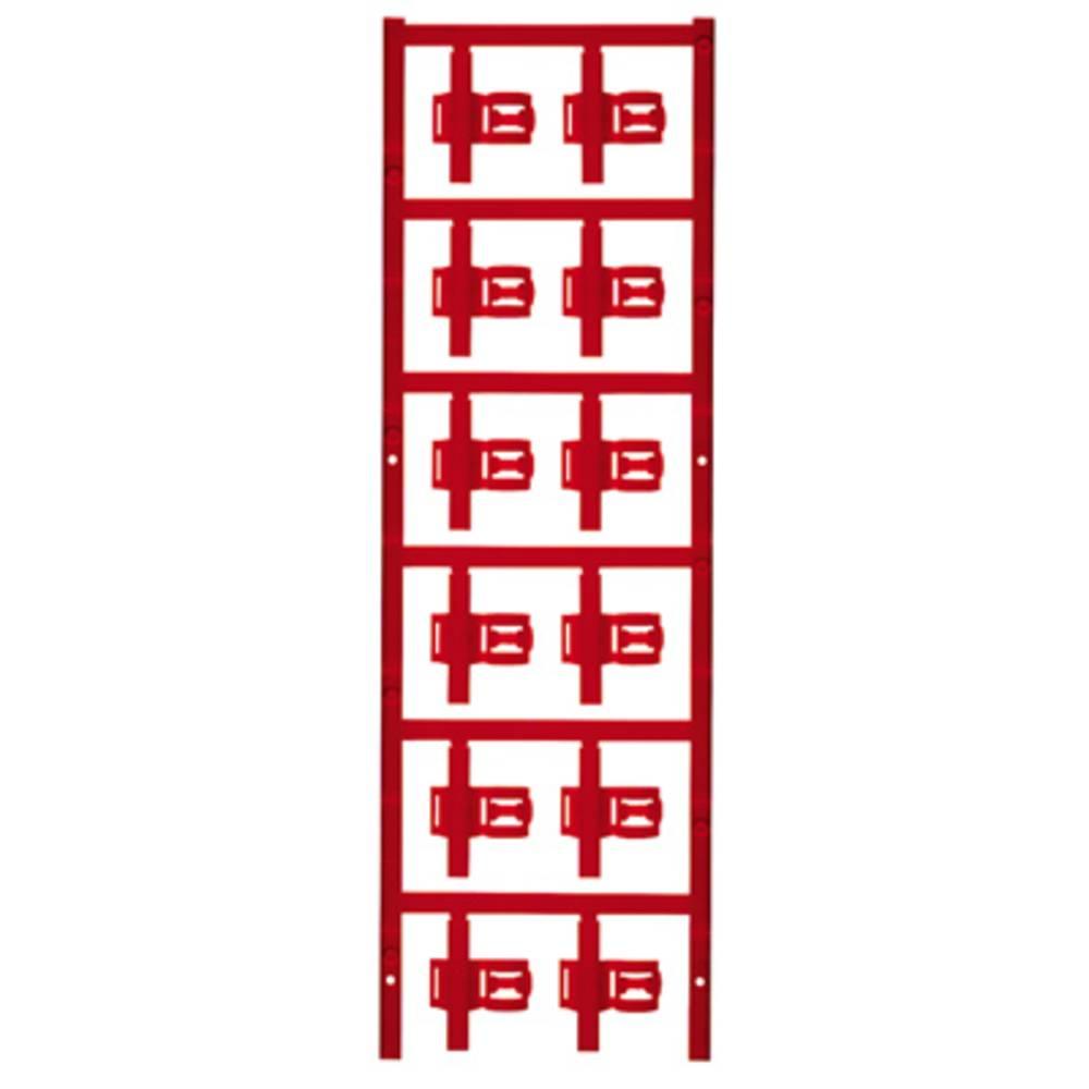 Markeringsophæng Weidmüller SFC 3/30 MC NE RT 1025330000 60 stk Antal markører 60 Rød