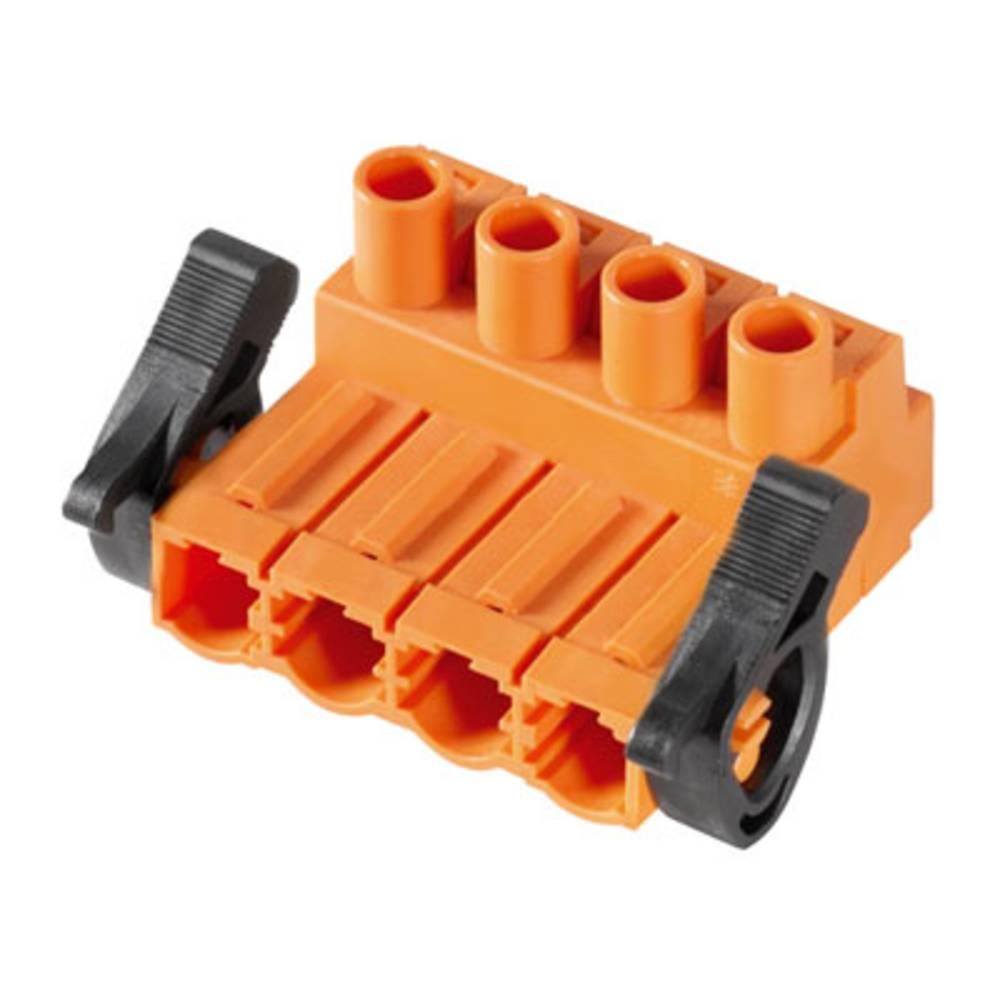 Vtični konektor za tiskana vezja Weidmüller 1043490000 vsebuje: 42 kosa