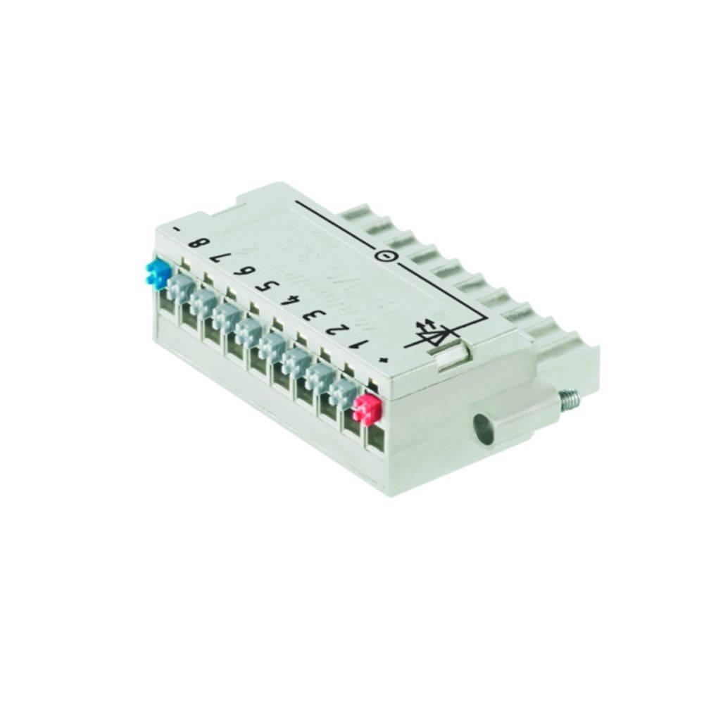 Vtični konektor za tiskana vezja Weidmüller 1957640000 vsebuje: 20 kosov
