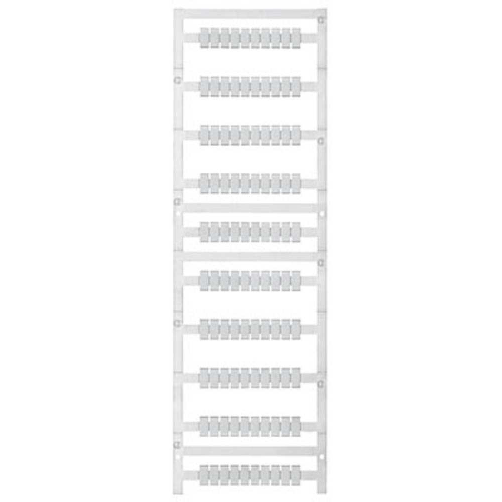 Enhed markører MultiCard MF-W 9/5F MC NE GR 1045980000 Grå Weidmüller 500 stk