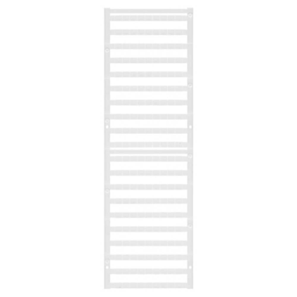 Enhed markører MultiCard DEK 5/6.5 PLUS MC NE WS 1046340000 Hvid Weidmüller 900 stk