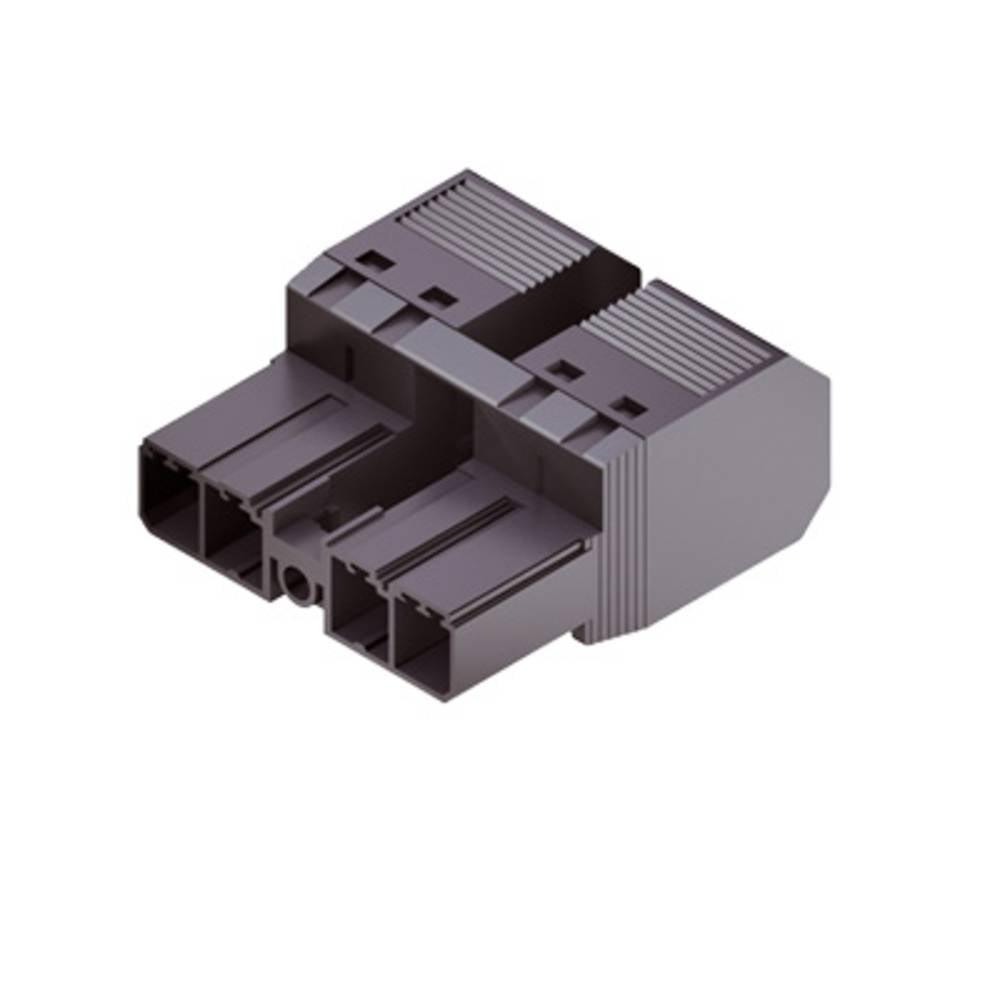 Stiftkabinet-kabel BV/SV Samlet antal poler 3 Weidmüller 1061040000 Rastermål: 7.62 mm 50 stk