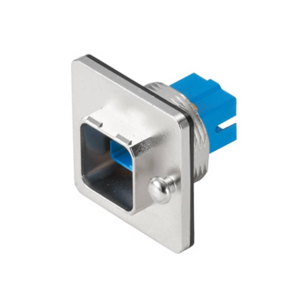 Priključek za optiko Weidmüller IE-BSC-V14M-SCRJ-SM-C vtičnica