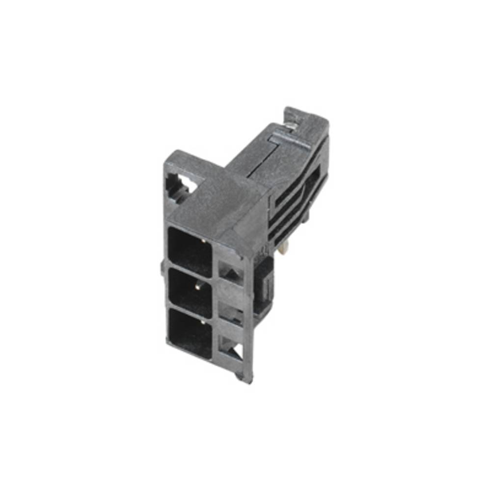 Weidmüller Vtični konektor za tiskana vezja (D x Š x V) 23.3 x 15.4 x 14.4 mm