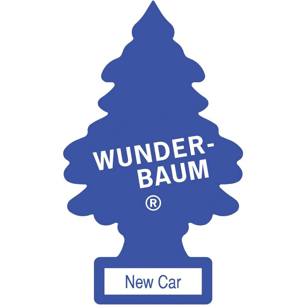 Osvežilno drevesce Wunder-Baum New Car, 1 kos 134214