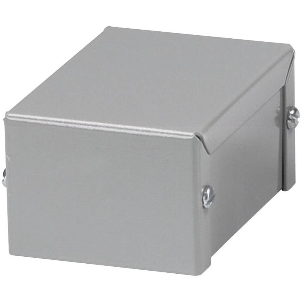Instrumentkabinet 305 x 76 x 56 Aluminium Grå Hammond Electronics 1411W 1 stk