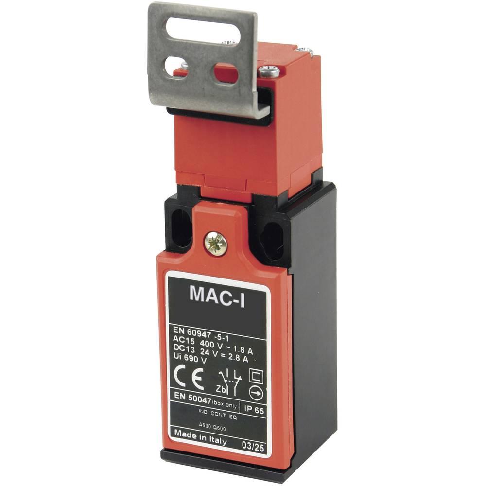 Končno/mejno stikalo 400 V/AC 10 A z ravnim vzvodom iz železa , ravni tipkalno Panasonic MA155T84X11 IP65 1 kos