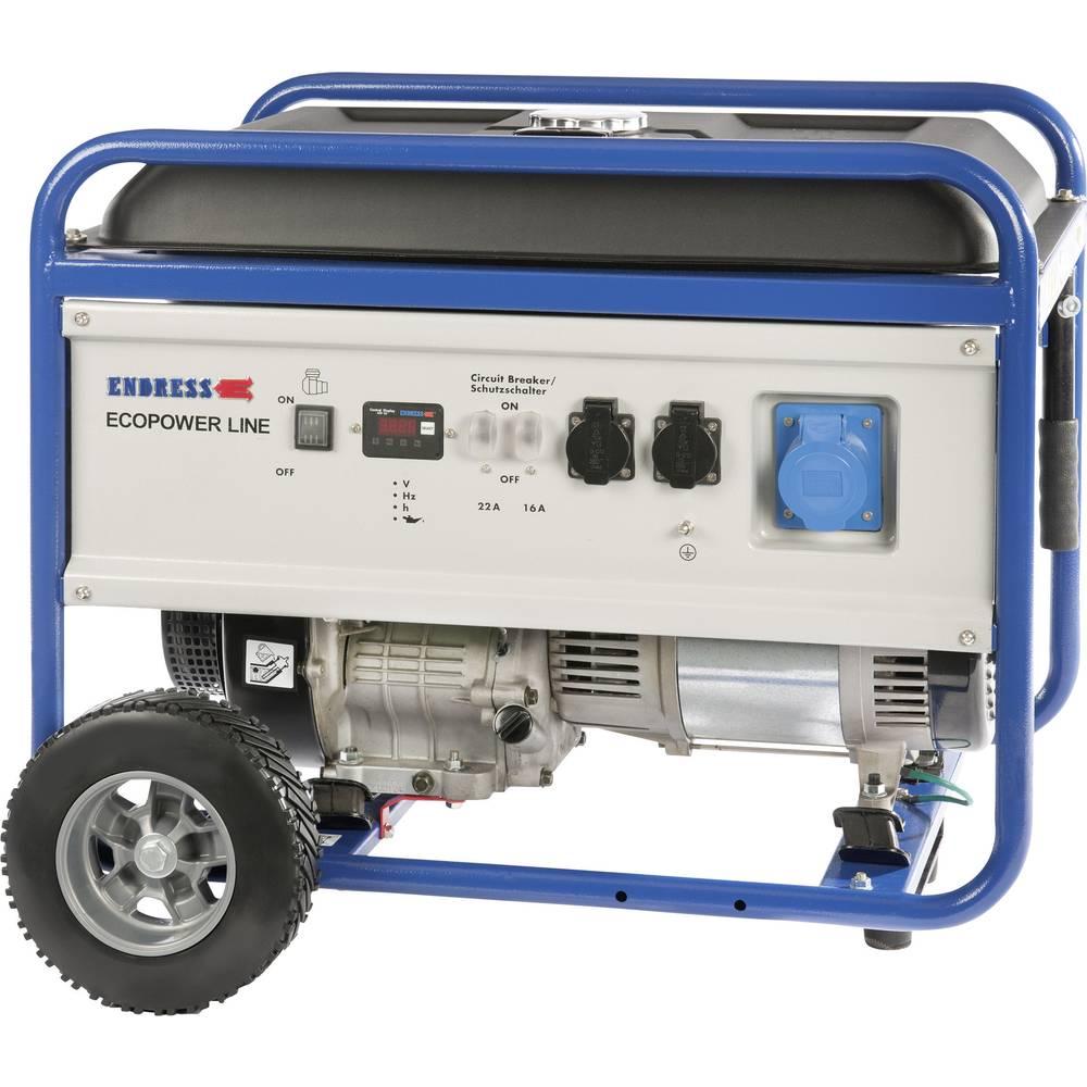 Generator Endress ESE 6000 BS,240210, gorivo: benzin, snaga:5,5 kVA