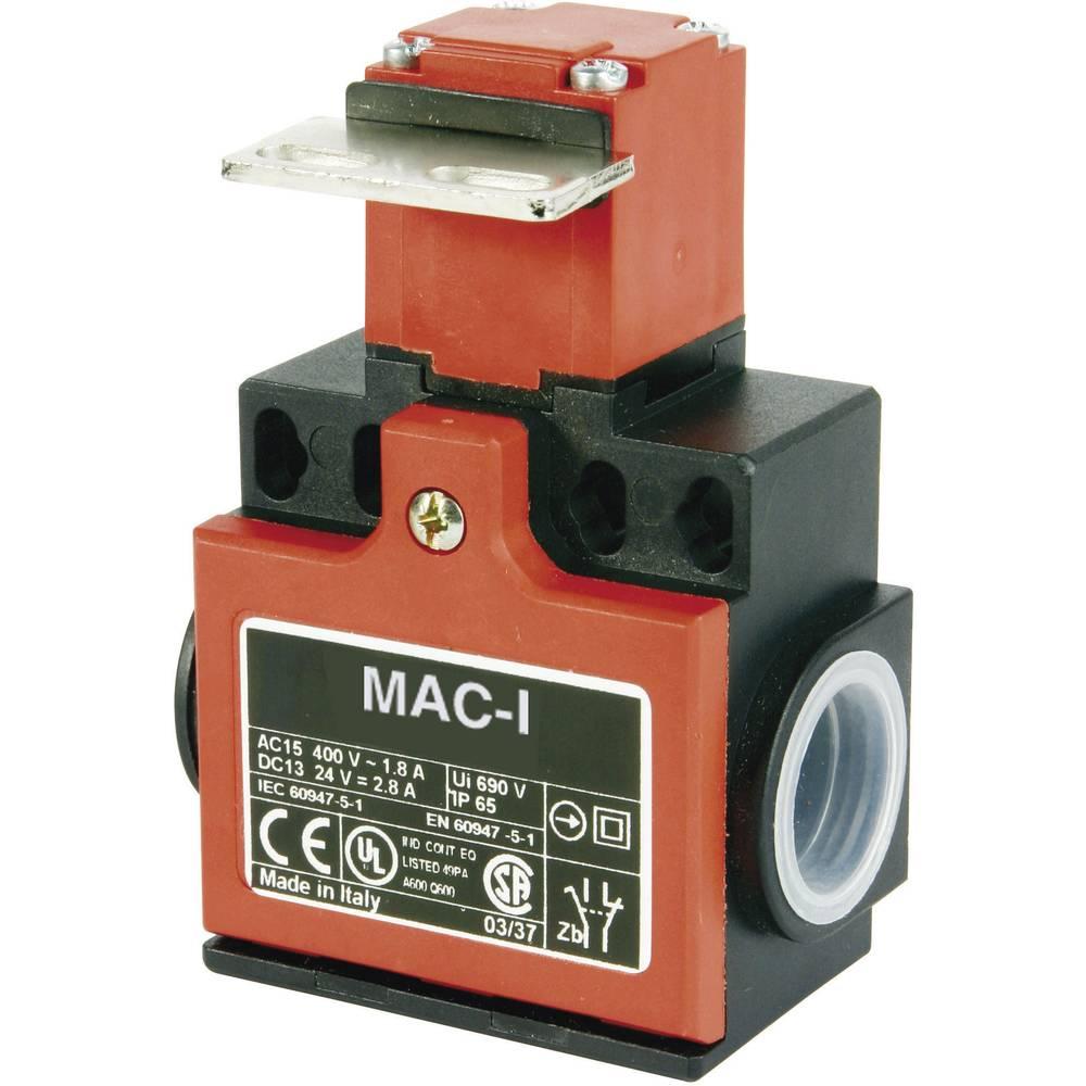Končno/mejno stikalo 400 V/AC 10 A z ravnim vzvodom iz železa , ravni tipkalno Panasonic MA165T88X11 IP65 1 kos