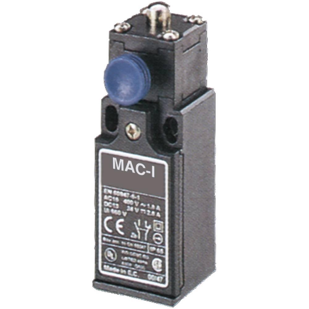 Končno/mejno stikalo 400 V/AC 10 A kroglični vzvod, zaskočno Panasonic MAP5R41Z11 IP65 1 kos