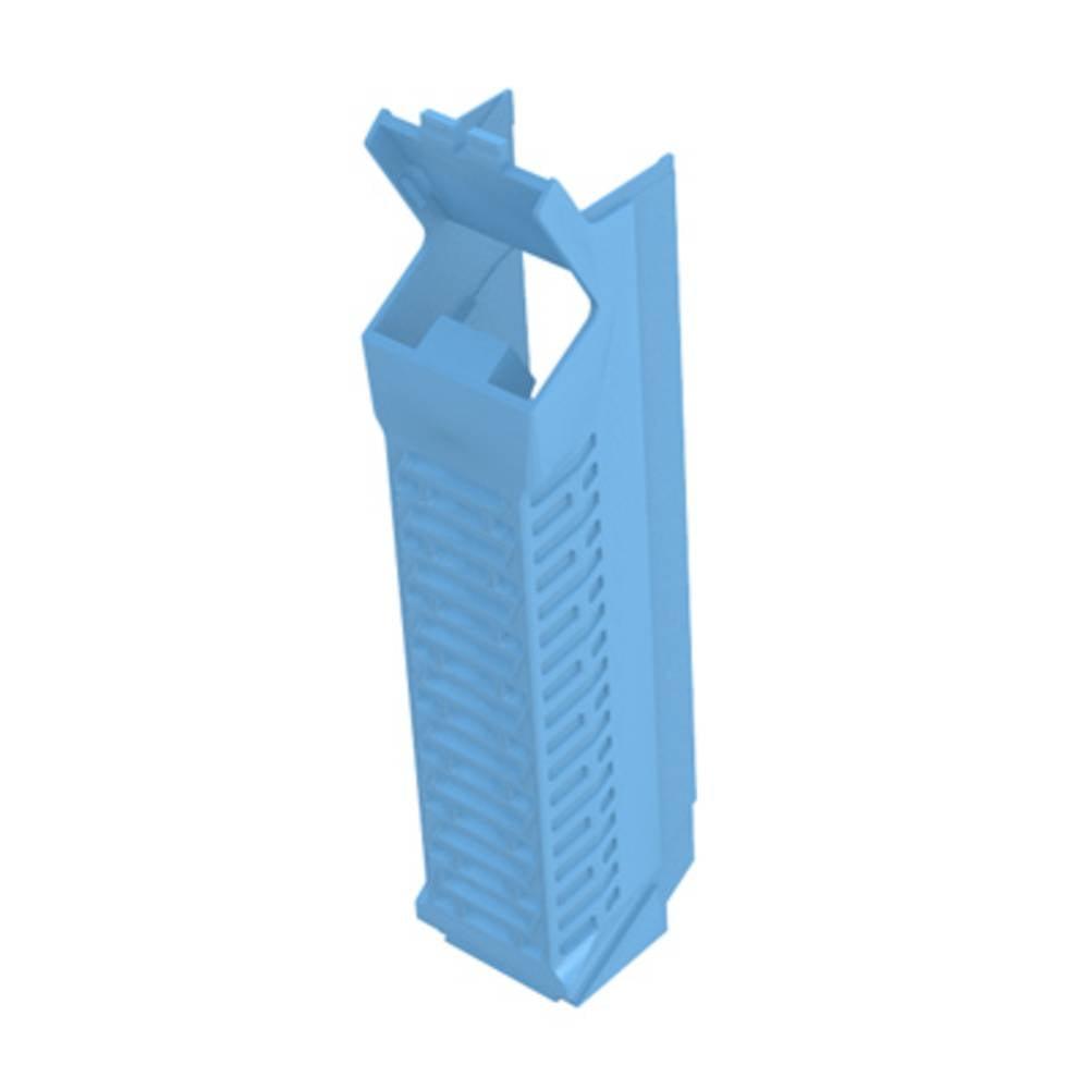 DIN-skinnekabinet sidedel Weidmüller CH20M22 S PSCSC BL 105.49 x 22.5 x 22.83 10 stk