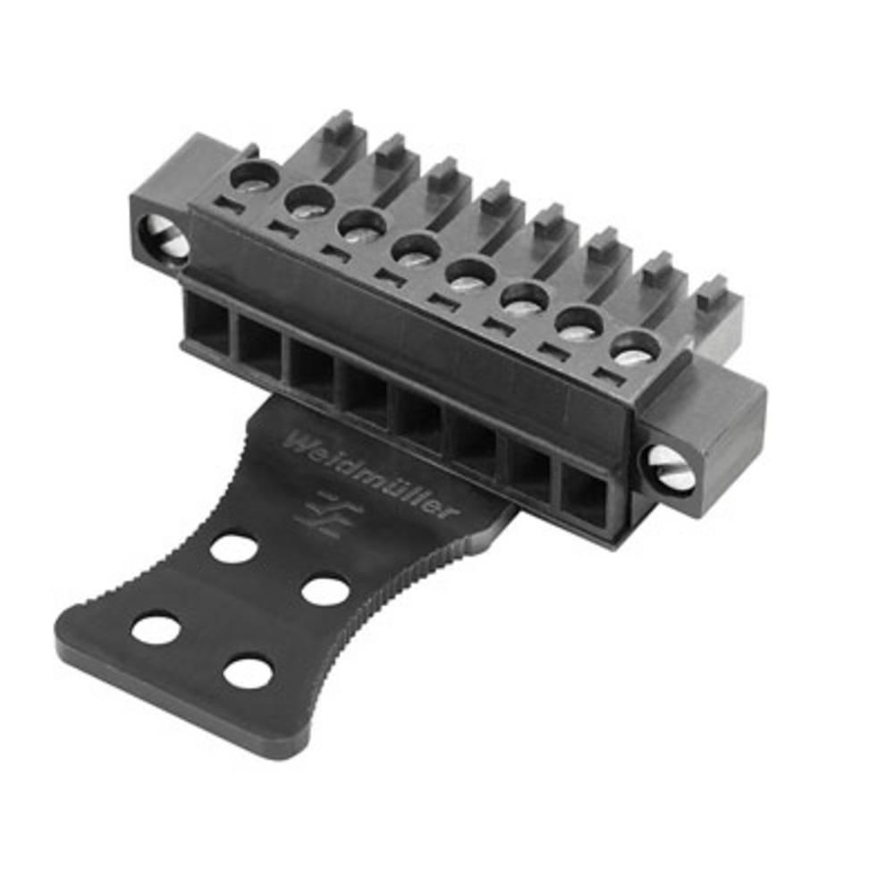 Vtični konektor za tiskana vezja Weidmüller 1072250000 vsebuje: 50 kosov