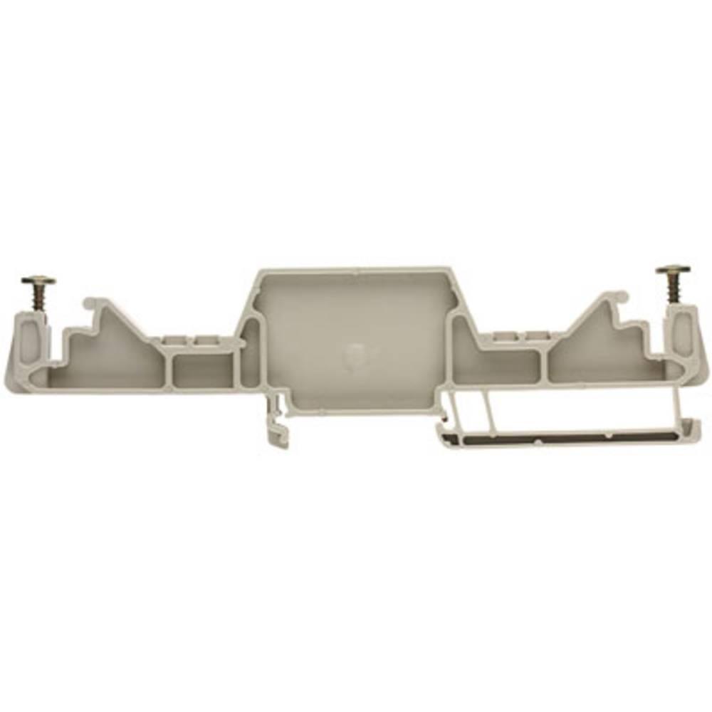 jernbane holder WSH 6 1080200000 Weidmüller 10 stk