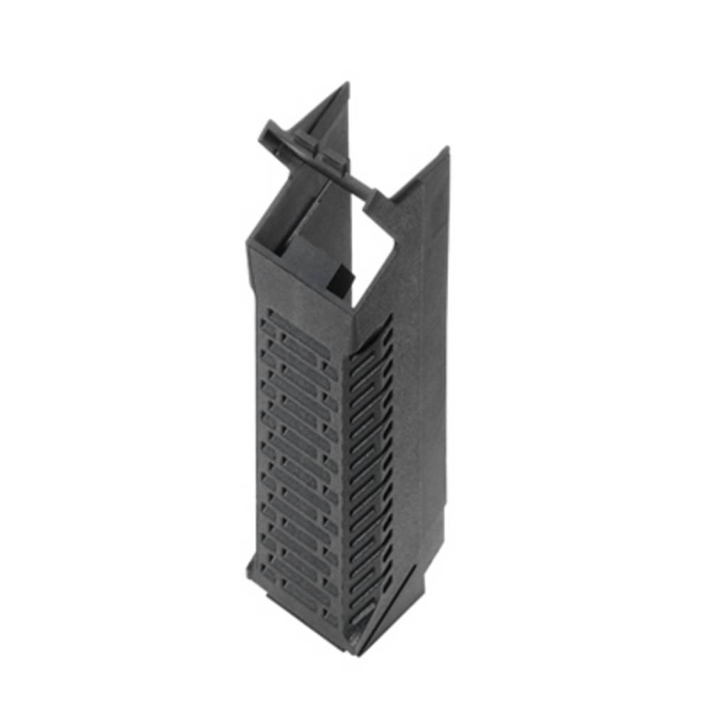 DIN-skinnekabinet sidedel Weidmüller CH20M22 S PSCSC BK 105.49 x 22.5 x 22.83 10 stk