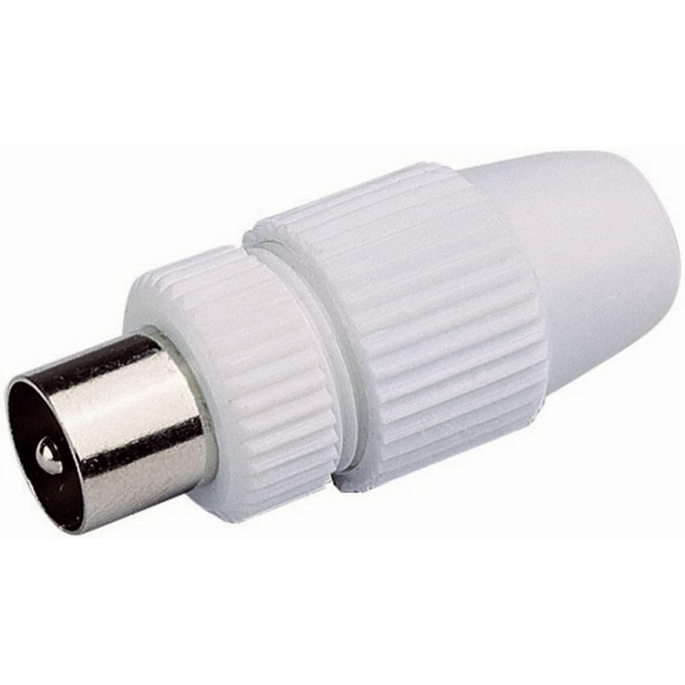 Koax-vtič KW-3S kabel-premer: 7.2 mm