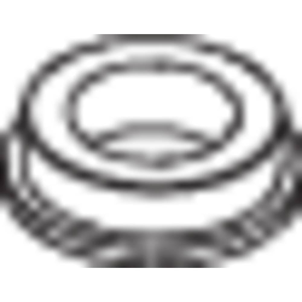 Reely radialni kroglični ležaj iz kromiranega jekla, notranji premer: 5 mm zunanji premer: 8 mm št. vrtljajev (max.): 53000 U/mi