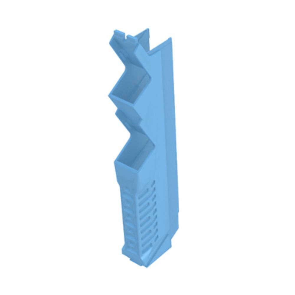 DIN-skinnekabinet sidedel Weidmüller CH20M12 S PSCSC BL 105.49 x 12.5 x 22.83 14 stk