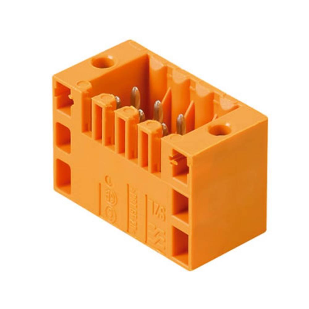 Stiftkabinet-printplade B2L/S2L 3.50 (value.1360536) Samlet antal poler 20 Weidmüller 1729500000 Rastermål: 3.50 mm 42 stk