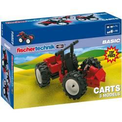 Eksperimentalni set fischertechnik Carts 505279 Od 7 leta dalje