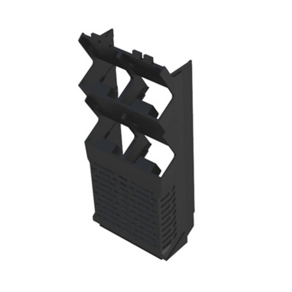 DIN-skinnekabinet sidedel Weidmüller CH20M45 S 2PSC/2PSC BK 105.49 x 45 x 22.83 6 stk