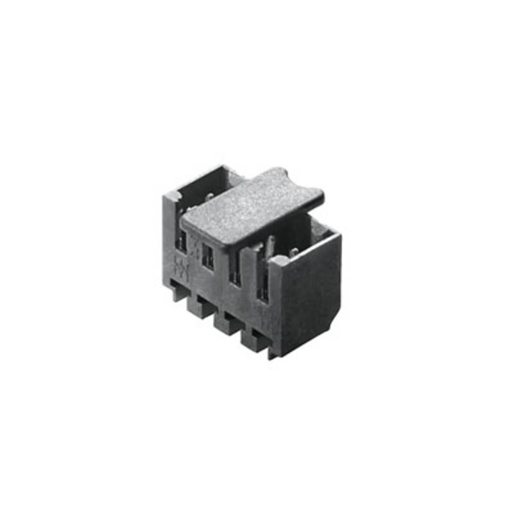 Vtični konektor za tiskana vezja črne barve Weidmüller 1115640000 vsebuje: 48 kosov