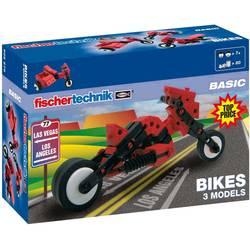Eksperimentalni set fischertechnik Bikes 505278 Od 7 leta dalje