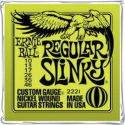 E-guitar-streng Ernie Ball EB2221 Regular Slinky 010-046