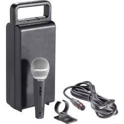 Sladd Sångmikrofon Hand Renkforce DM-518 Kardioid