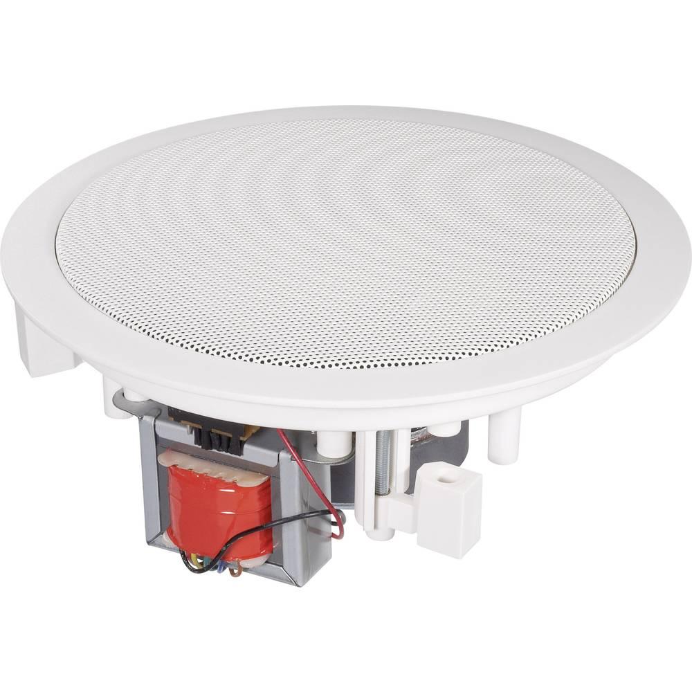 Zvučnik za stropnu ugradnju uelektroakustičnim zvučničkim sustavima promjera 130 mm