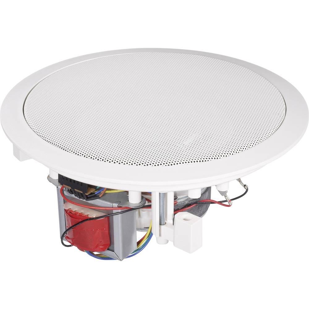 Zvučnik za stropnu ugradnju uelektroakustičnim zvučničkim sustavima promjera 160 mm